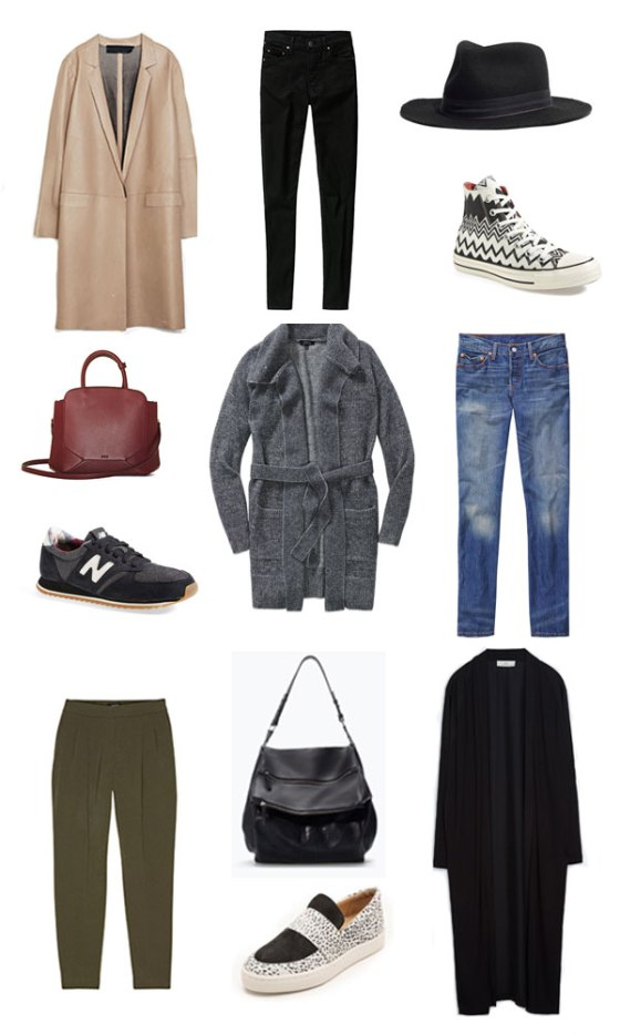 Fall Trend Sneakers